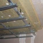Звуконепроницаемые навесные потолки