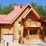 Почему стоит строить дома из дерева