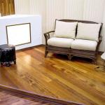 Как мастерить деревянный пол