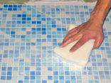 Ремонт с использованием плитки мозаики