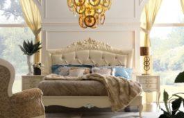 Итальянские двухспальные кровати