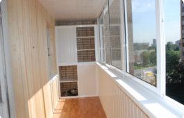 Остекление балкона в Люберцах