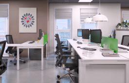 Дизайн-проекта офиса
