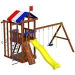Какие бывают детские игровые площадки