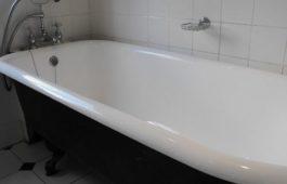 Реставрация ванн по наливной технологии