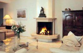 Камин в доме – это дополнительный уют